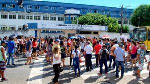 Trabalhadores da Rede Municipal de Ilhéus fazem nova paralisação e podem entrar em greve por tempo indeterminado 1