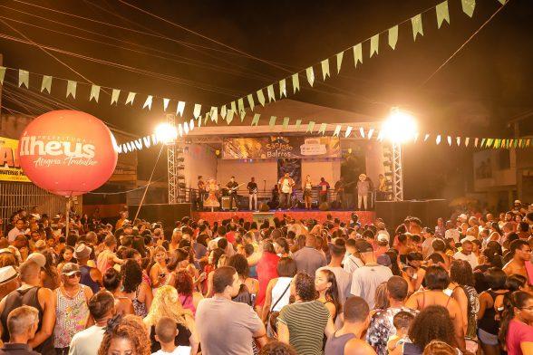 Festas em Olivença devem atrair uma multidão neste domingo (9) 8
