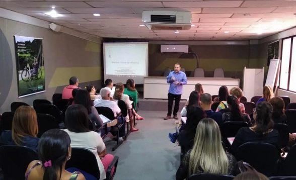 ILHÉUS: Sesau promove capacitação e atualização em manejo clínico da influenza 1