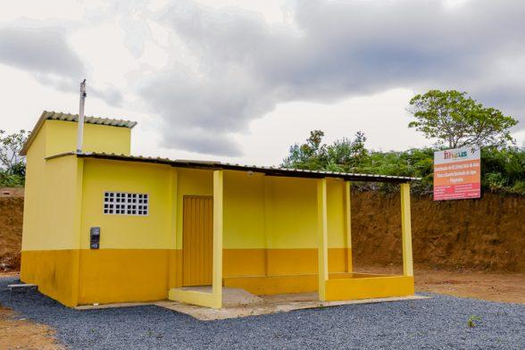 ILHÉUS: Escola de Piaçaveira integra calendário de obras para o Dia da Cidade; A Escola que ficou conhecida em todo Brasil através do Escândalo da Operação Citrus 1