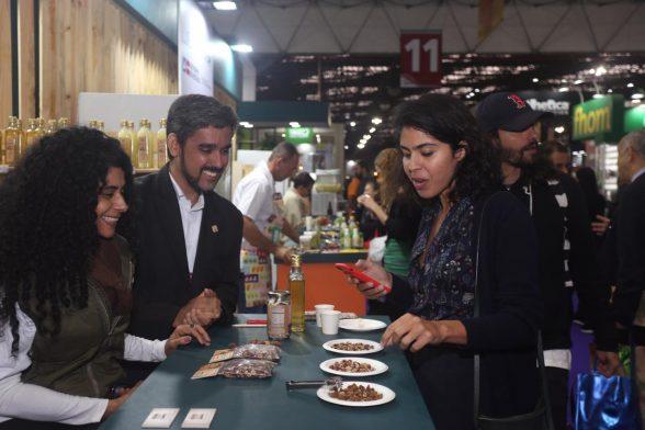 Agricultura familiar baiana é destaque na feira internacional de produtos sustentáveis 1