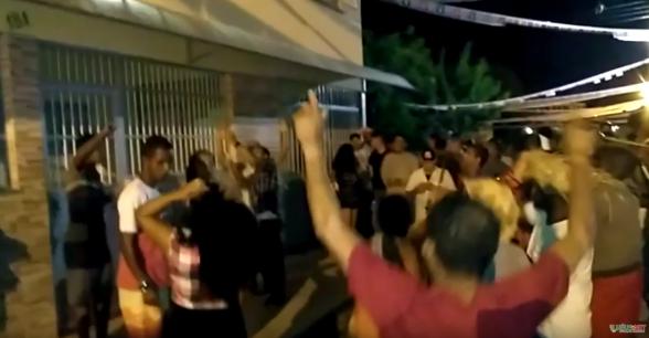 ILHÉUS: Alvorada junina animou a madrugada em Sambaituba 1