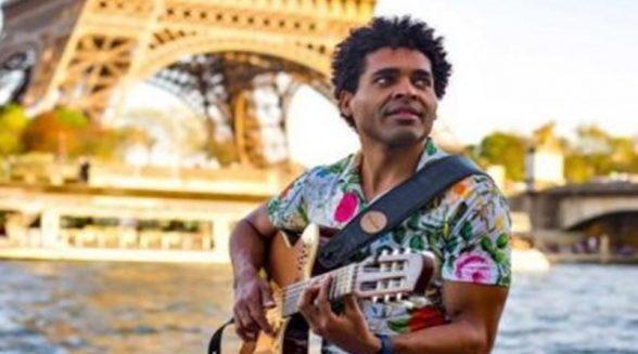 Nascido em Itabuna e morador da França há 14 anos, cantor volta a Salvador para gravar clipe 7