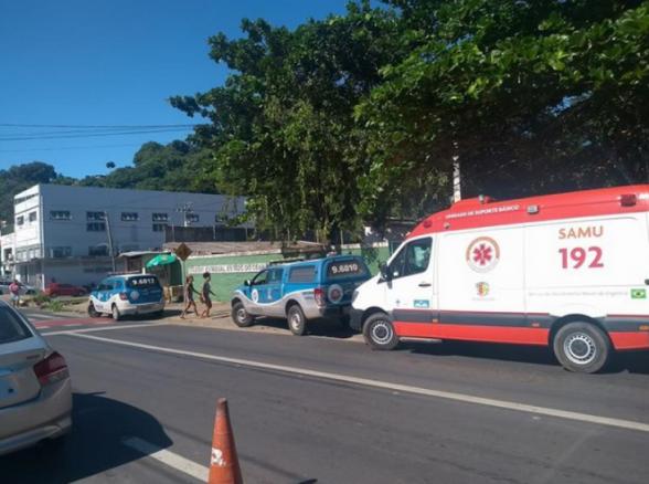 ILHÉUS: Diretor da Escola Ceará desmente esfaqueamento de alunos; apenas um saiu ferido 1