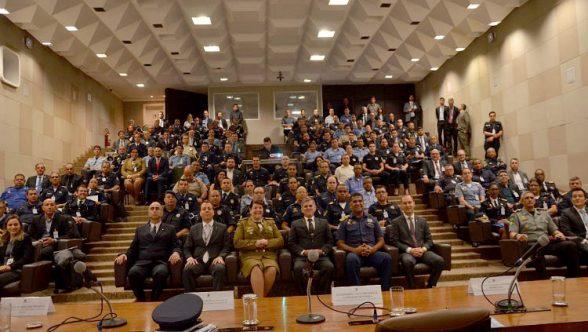 Guarda Civil de Ilhéus participa de seminário nacional em Brasília 1