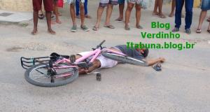 Itabuna: após levar um tiro, jovem de 20 anos tenta fugir e morre ao cair em buraco e bater a cabeça no chão 5
