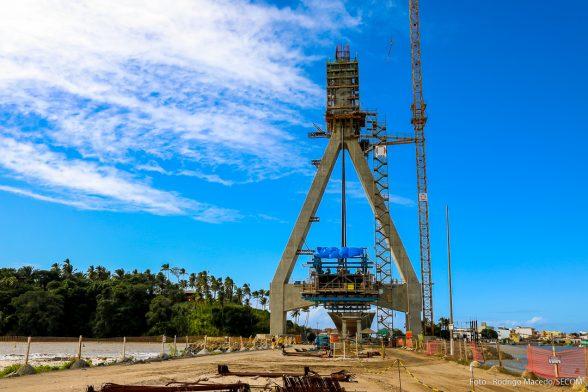 ILHÉUS: Comissão visita nova ponte e acompanha avanços físicos da obra 1