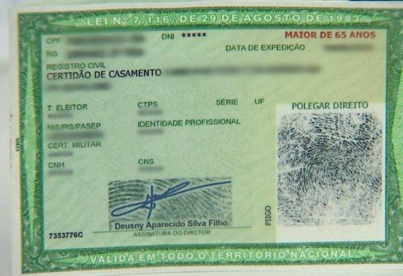 Novo RG pode ter dados do PIS-Pasep, CNH, CPF, título e outros 8 documentos 1