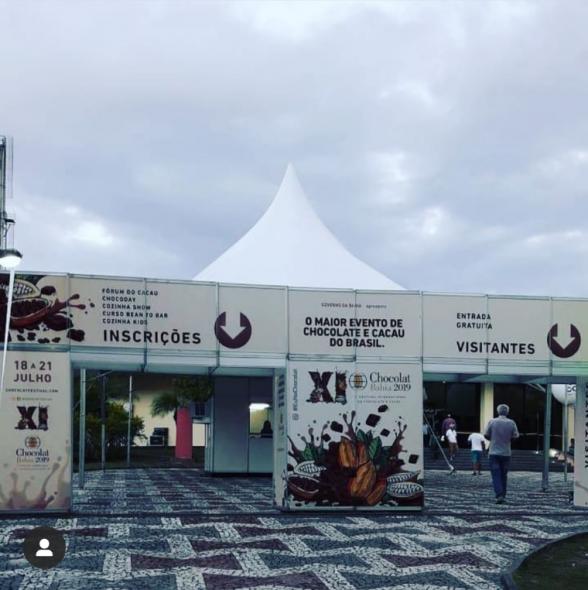 Hotéis de Ilhéus atingem mais de 90% de ocupação com o Chocolat Bahia Festival 7