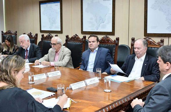 Vice-governador da Bahia se reúne com ministro da Infraestrutura 6