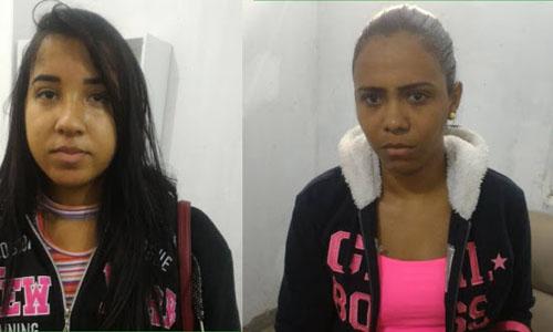 ITABUNA: Jovens roubam loja, se perdem ao se esconderem em hotel e acabam presas 5