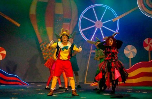 Parceria entre Funceb de Teatro Gamboa Nova vai levar espetáculo Ilheense para Salvador 2