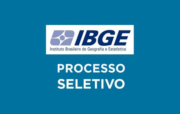 IBGE abre nova seleção com 2.658 vagas para o Censo Demográfico 2020: na Bahia são 164 vagas temporárias que exigem nível médio 6