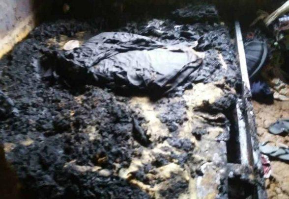 Jovem toca fogo em sogro e queima quase 80% do seu corpo, o estado de saúde da vítima é grave 2
