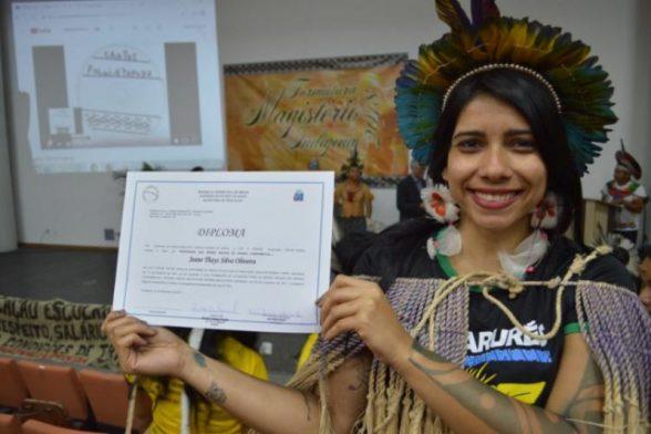 Professores indígenas do Sul baiano participam de formação 1