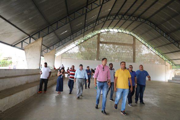 ILHÉUS: Marão diz que Vila Gastronômica inicia na próxima semana 1