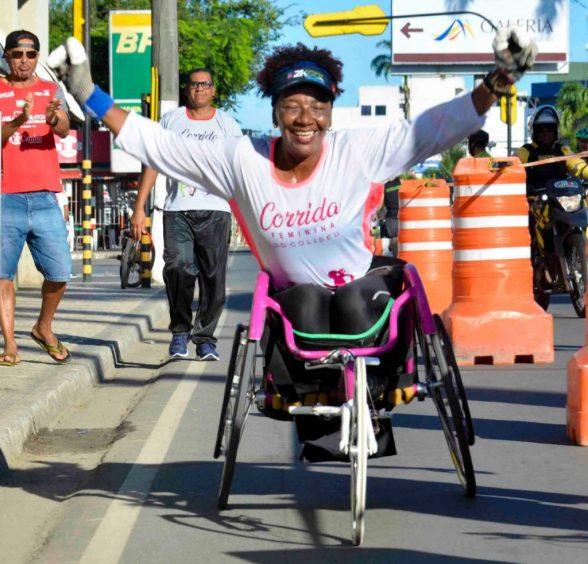 SAJ recebe atletas de toda Bahia na I Corrida Feminina do Coliseu 2