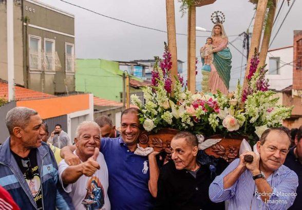 Mesmo com chuva, Ilhéus comemora dia da Padroeira Nossa Senhora das Vitórias 2