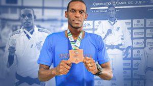 ILHÉUS: Fora do pódio no Pan, judoca Hakson Andrade lamenta falta de apoio 5