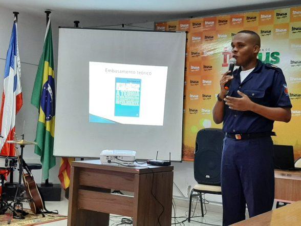 Projeto 'Escola Segura' da Guarda Civil  Municipal de Ilhéus apresentou os resultados na última sexta (09) 1