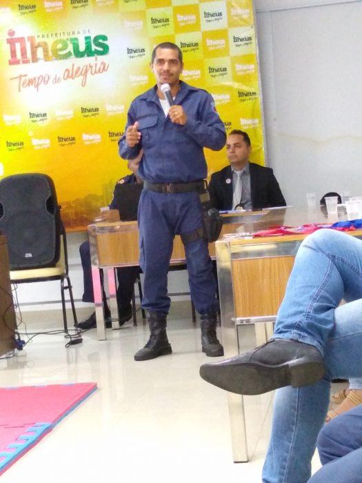 Projeto 'Escola Segura' da Guarda Civil  Municipal de Ilhéus apresentou os resultados na última sexta (09) 8