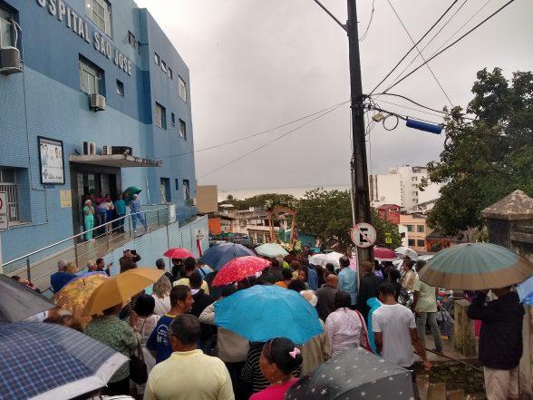 Mesmo com chuva, Ilhéus comemora dia da Padroeira Nossa Senhora das Vitórias 3