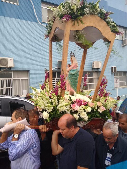 Mesmo com chuva, Ilhéus comemora dia da Padroeira Nossa Senhora das Vitórias 4