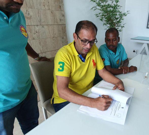 Prefeitura de Ilhéus e Sindicato  assinam acordo coletivo 2019 2