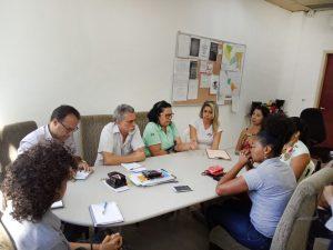 ILHÉUS: Secretaria de Saúde discute ações para a chegada do Porto Sul 5