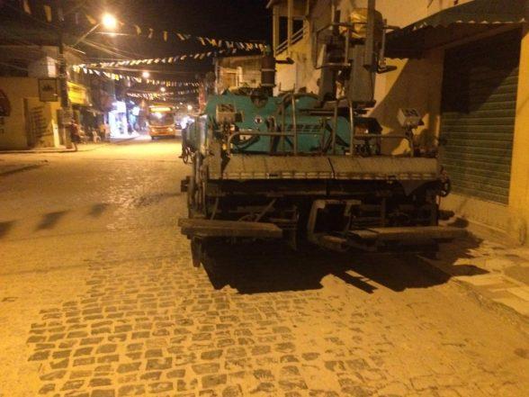 ILHÉUS: Programa Asfalto Legal chega no bairro Nossa Senhora da Vitória 2