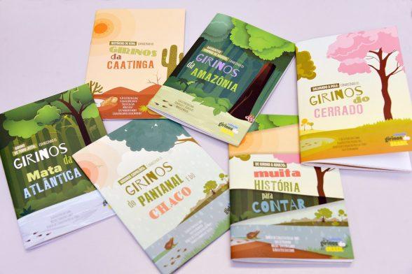 Cientistas da UESC e mais 16 universidades criam livros infantis sobre girinos nos biomas brasileiros 1