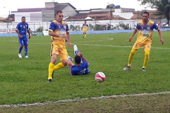 Seleção de Ilhéus perde para Belmonte 8