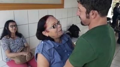 Com ajuda de policial, mãe de Itabuna e filho se reencontram em Juazeiro do Norte após 26 anos 1