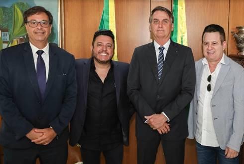 BRUNO E MARRONE SÃO OS NOVOS EMBAIXADORES DO TURISMO BRASILEIRO 7