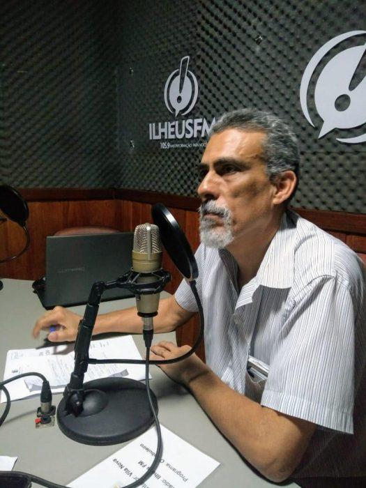 SECRETARIA DE SAÚDE DE ILHÉUS CONFIRMA PRIMEIRO CASO DE CORONAVÍRUS; ASSISTA A ENTREVISTA 1