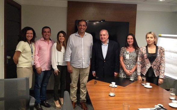 Em visita à Rede Bahia, prefeito de Ilhéus anuncia medidas para incrementar turismo 1