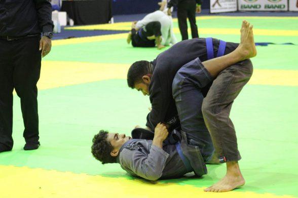 Bahia recebe competição de parajiu-jitsu pela primeira vez 1