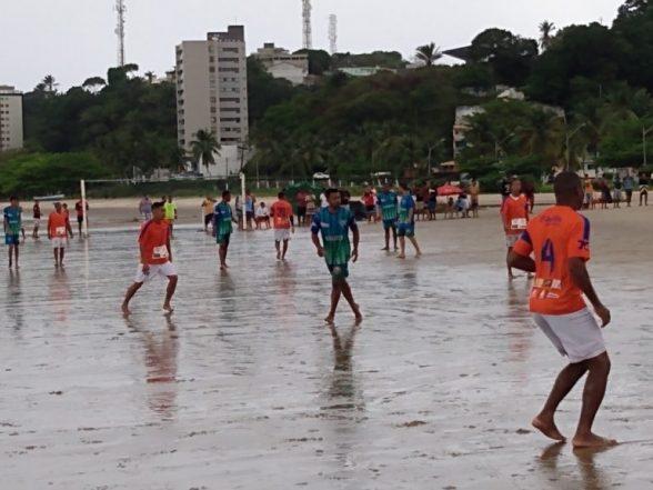 São Caetano vence o Colo Colo e vai disputar a final do Copão do Malhado contra o Sambaituba 7