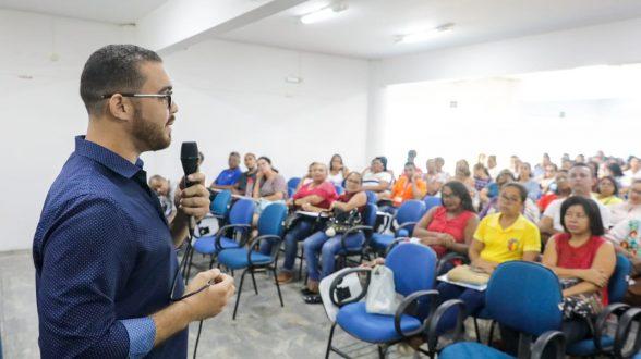 ILHÉUS: Secretaria de Saúde capacita profissionais para o combate ao sarampo 1
