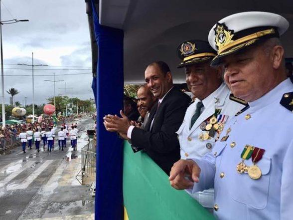 ILHÉUS: Mesmo com chuva, desfile de 7 de setembro não perde a tradição 10