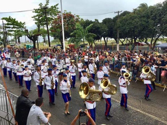 ILHÉUS: Mesmo com chuva, desfile de 7 de setembro não perde a tradição 8