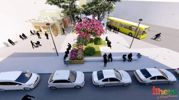 ILHÉUS: Reforma do Ponto de ônibus próximo ao Supermercado Alana será iniciado no sábado (28) 2