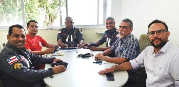ILHÉUS: Secretaria de Saúde discute implantação do banco  de leite no Hospital São José 3