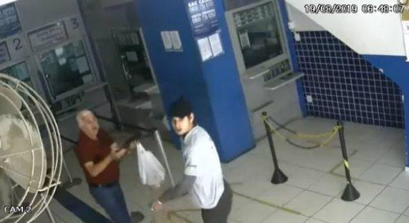 Falso agente de endemias que tentou assaltar lotérica é preso em Itabuna; bandido era fugitivo do presídio 2