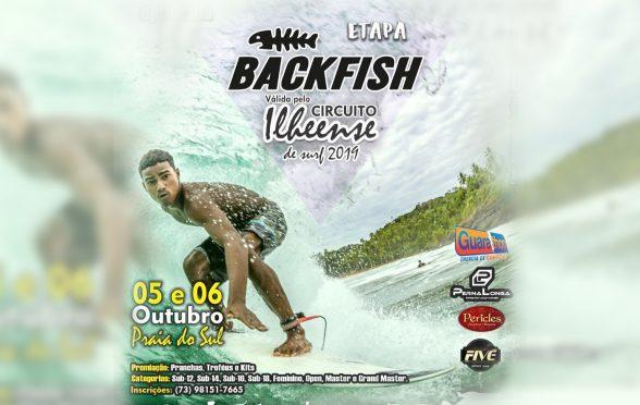 Etapa Backfish do Circuito Ilheense de Surf terá curso de Emergências Aquáticas 7