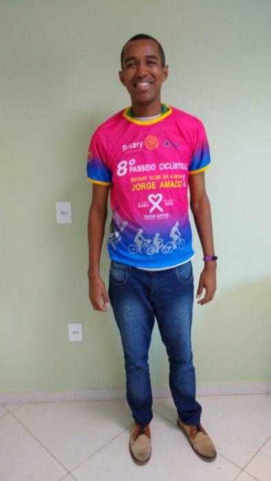 Rotary Club de Ilhéus Jorge Amado realiza 8º Passeio Ciclístico neste domingo, 20 2