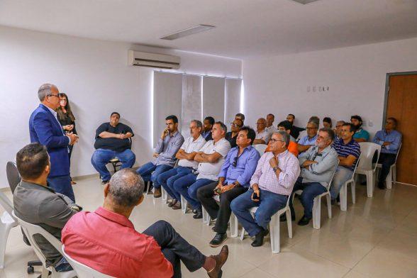 Município discute requalificação  do Distrito Industrial de Ilhéus 1