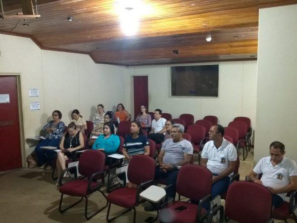 Secretaria de Saúde de Ilhéus discute plano de contingência das arboviroses 1