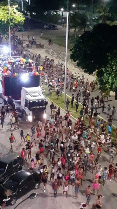 Deputado Federal Igor Kannário põe trio na rua na Marcha da Diversidade de Ilhéus 3