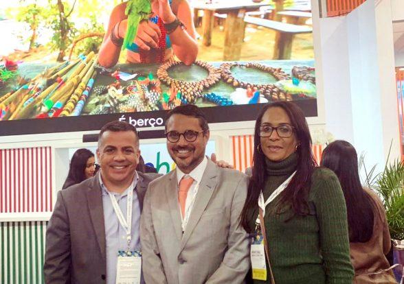 Ilhéus presente na ABAV, maior feira de turismo do País 1